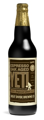 Great Divide Espresso Oak Aged Yeti Double Imperial Stout