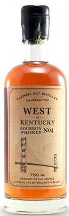 Sonoma County West of Kentucky Bourbon No.1