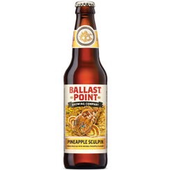 Ballast Point Brewing Pineapple Sculpin