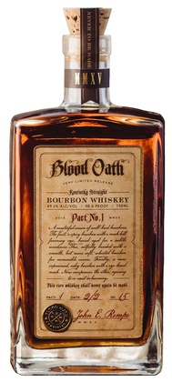 Blood Oath Bourbon No.3
