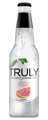 Truly Spiked & Sparkling Grapefruit and Pomelo