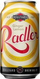 Boulevard Ginger Lemon Raddler
