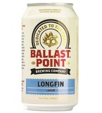 Ballast Point Brewing Longfin Lager