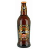 Crabbies Spiced Orange Ginger Beer